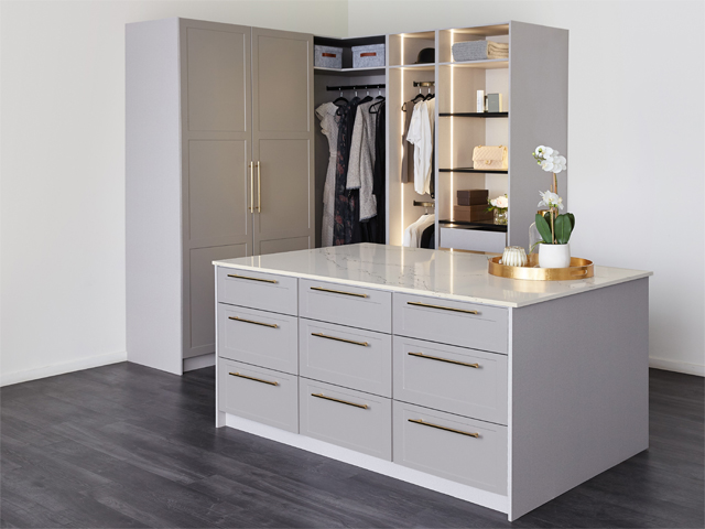 Freedom Wardrobes Launching on The Block