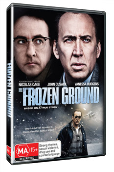 The Frozen Ground DVD