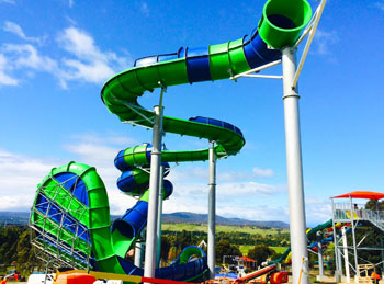 Gravity Wave Waterslide