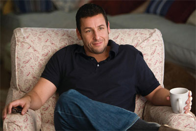 Adam Sandler Funny People Interview