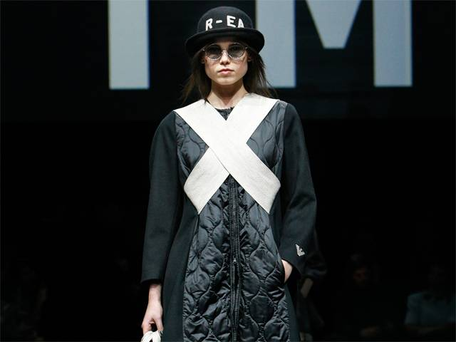 Emporio Armani Womenswear Fall Winter 2020