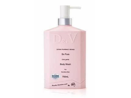 G&M Dr V Body Lotion