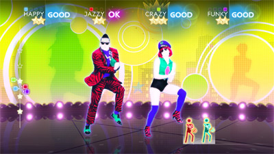 Gangnam Style Available on Just Dance 4