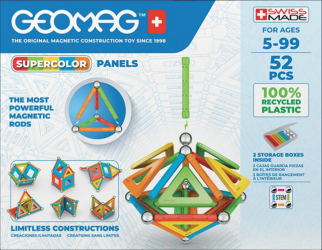 Geomag Magnetic Construction Kits