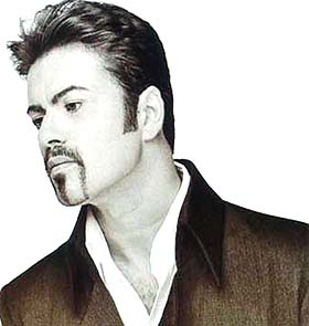 Stupendous George Michael Star Snapshot Hairstyles For Men Maxibearus