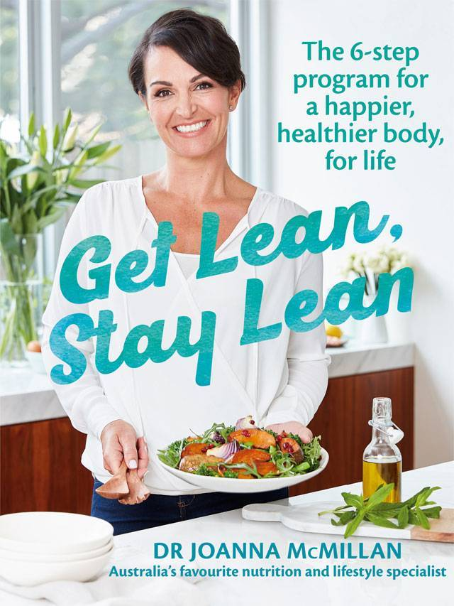 Get Lean, Stay Lean with Recipes
