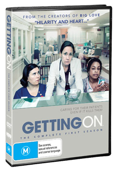 Getting On: The Complete First Season DVDs & Blu-rays