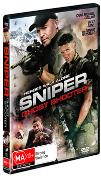 Ghost Shooter DVD