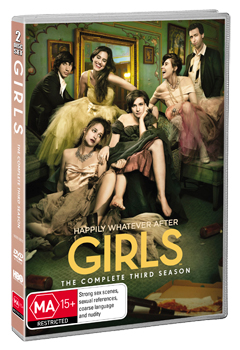 Girls: The Complete Third Season DVD