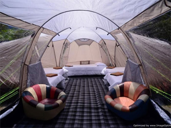 Glamping Trend Takes Off In Malaysia