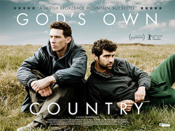 God's Own Country Movie Tickets