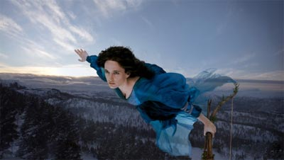 Eva Green The Golden Compass Interview,