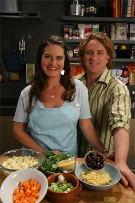 Janella Purcell Good Chef Bad Chef Interview