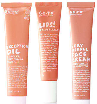 Go-To Exceptionoil, Lips! and Very Useful Face Cream