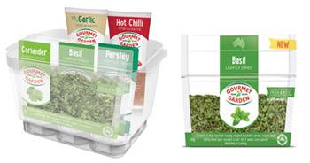 Gourmet Garden Lightly Dried Herb Range