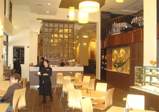 Who's had a face lift recently? Not Joan Rivers but The Grace Café!