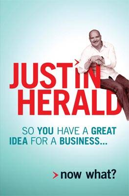 So you have a great idea for a business