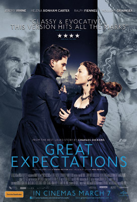 Ralph Fiennes & Mike Newell Great Expectations Interview