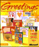 Microsoft Greetings 2002