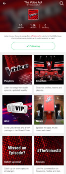 Guvera Named the Official Music Streaming Partner for The Voice 2015