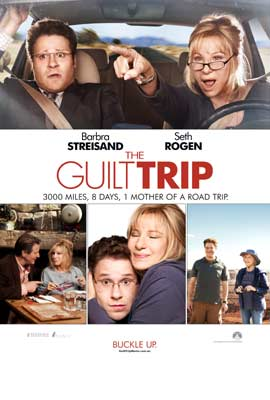 The Guilt Trip Movie Tickets