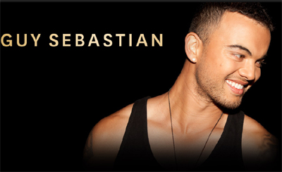 Guy Sebastian Battle Scars