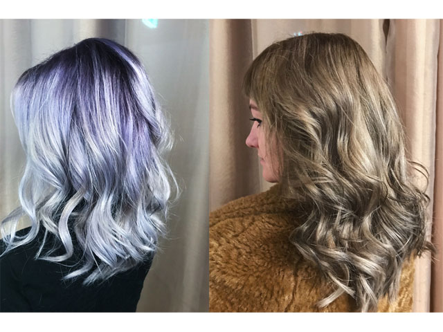 Spring and Summer Colouring Technique