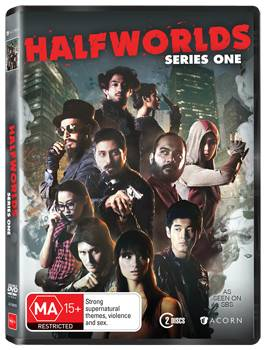 Halfworlds Series One DVD