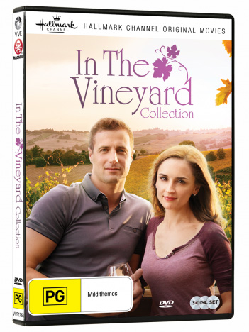 Hallmark: In the Vineyard DVDs