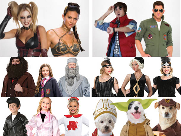 Costume Planning Halloween and themed parties