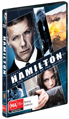 Hamilton: In The Interest Of The Nation DVD