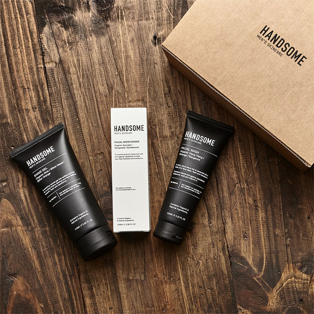 Win Handsome Grooming Packs