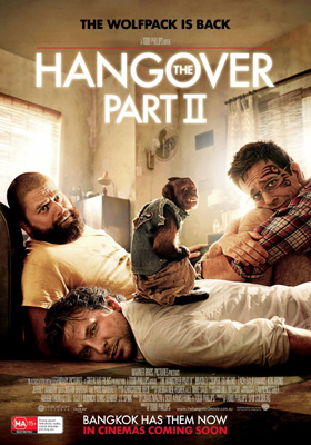 The Hangover Part II Movie Tickets