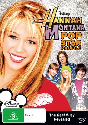 Hannah Montana Volume 2: Pop Star Profile
