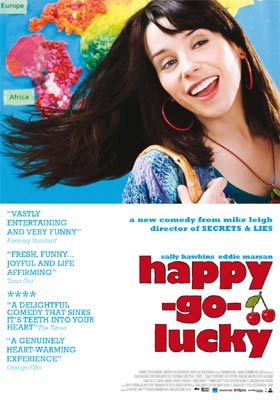 Mike Leigh Happy Go Lucky Interview