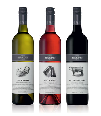 Hardy's Wine Chronicles