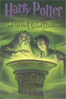Harry Potter Book 6 - Harry Potter and the Half Blood Prince