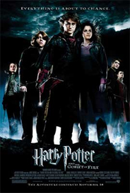 Harry Potter and the Goblet of Fire - Mike Newell Director