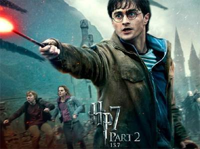 Harry Potter the Final Chapter Shatters the Australian Box Office