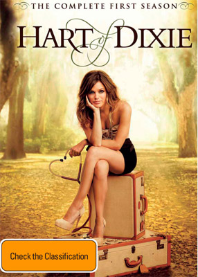 Hart of Dixie: The Complete First Season DVD