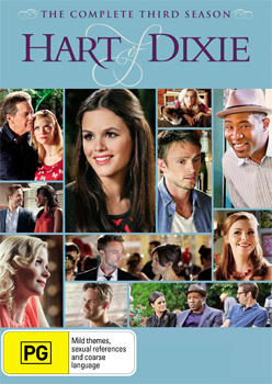 Hart of Dixie: The Complete Third Season DVD