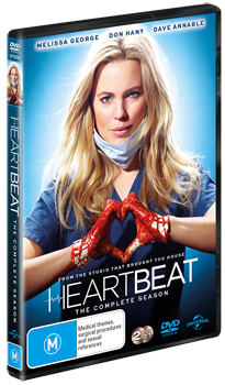 Melissa George Heartbeat – The Complete Season DVD Interview