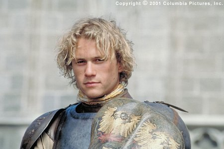 Heath Ledger A Knight's Tale
