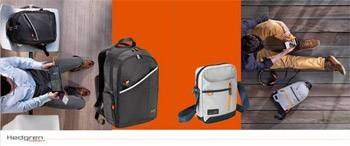 Urban Bags for your Digital Life from Hedgren