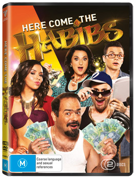 Here Come the Habibs DVD