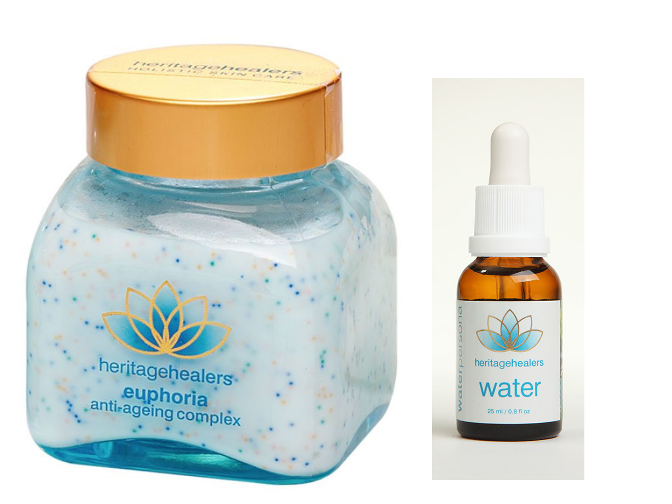 Heritage Healers Water Wildflower Essence Remedy