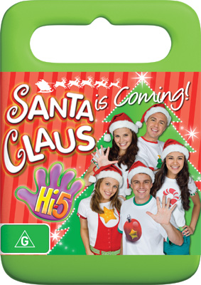 Hi-5 Santa Clause is Coming