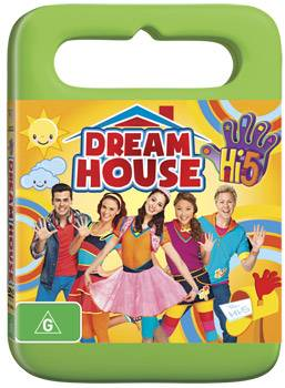 Hi-5: Dream House DVD