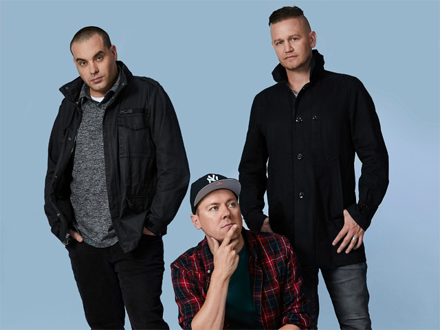 Hilltop Hoods The Great Expanse World Tour
