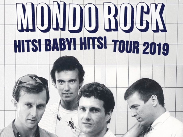 Mondo Rock Hits! Baby! Hits! Tour 2019